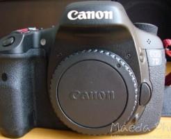 Canon EOS 7D画像1