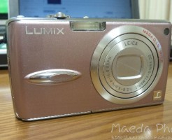 Panasonic LUMIX DMC-FX01画像1