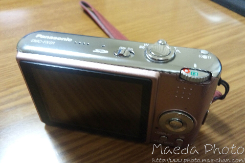 Panasonic LUMIX DMC-FX01画像2