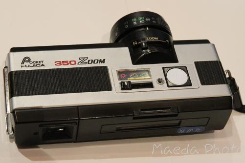 Pocket Fujica 350Zoom画像3