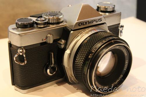 OLYMPUS OM-1画像