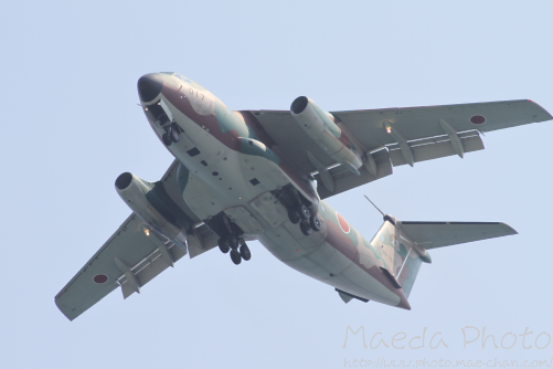 美保基地航空祭2012のC-1画像2