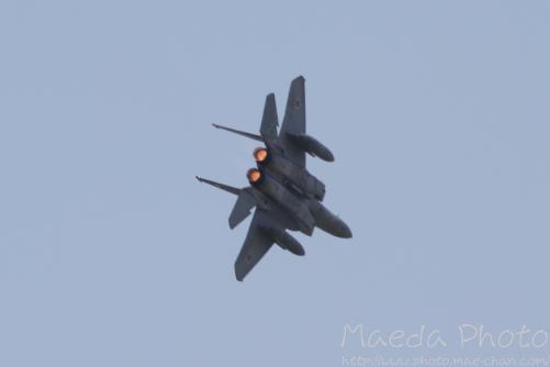 美保基地航空祭2012のF-15画像4