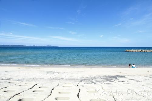 オリンパスブルーの海画像