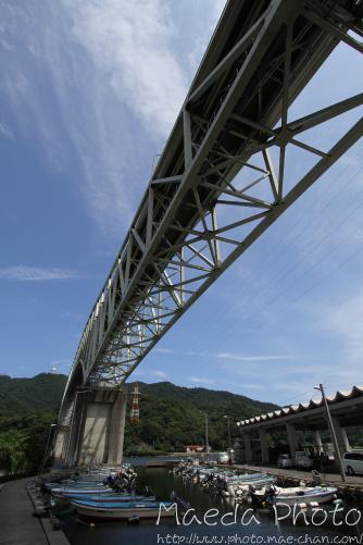 青空と境水道大橋2012画像3