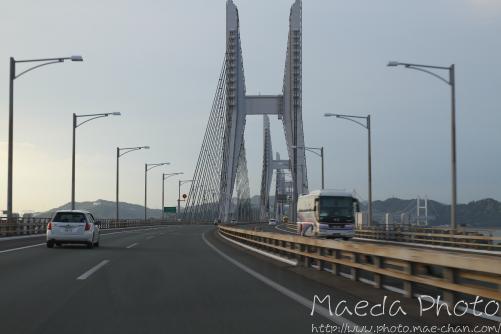 車窓からの瀬戸大橋2012画像3