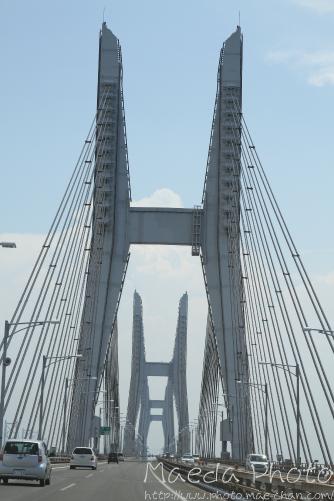 車窓からの瀬戸大橋2012画像5