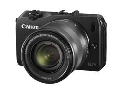 Canonがついにミラーレスカメラ発売画像