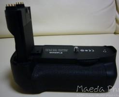 EOS 7D用バッテリーグリップ BG-E7画像1