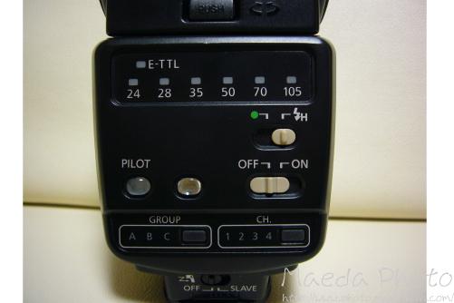 Canon スピードライト420EX画像2