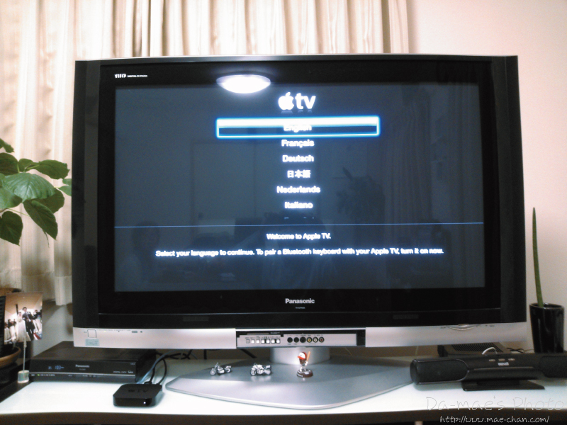 Apple TV MD199J/A画像3