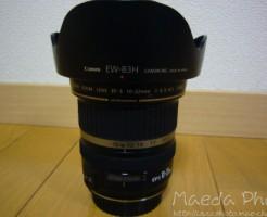 EF-S10-22mm F3.5-4.5 USM画像1
