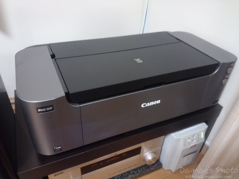 Canon PIXUS PRO-100画像1