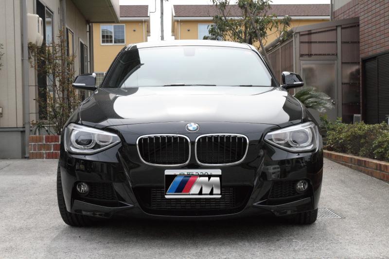 BMW116i M Sport初撮影画像2