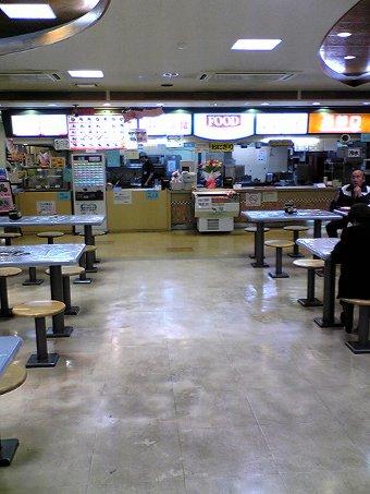 加西SA(サービスエリア)での食事画像1