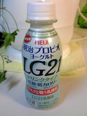 明治プロビオヨーグルトLG21(低糖・低カロリー)画像