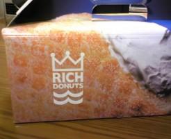ミスタードーナツのオールドファッション画像1