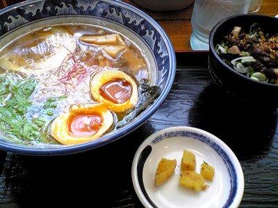 米子市の麺屋 無双(めんや むそう)画像3