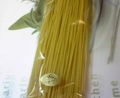 イタリア産パスタを使ったキャベツ入りペペロンチーノ画像1