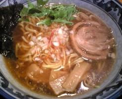 米子市麺屋 無双(めんや むそう)のごっつ魚ラーメン画像1