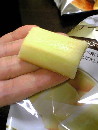 日清シスコのプチチーズケーキ画像3