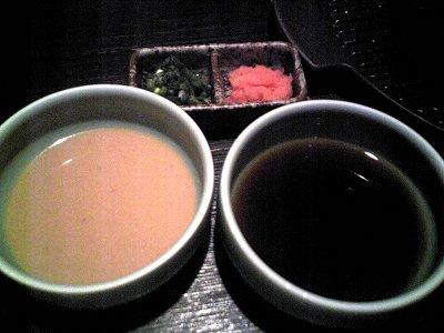 松江市しゃぶすき屋の焼きしゃぶ画像1