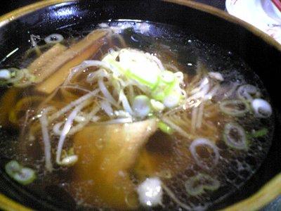 米子市の大和中華料理店のラーメン画像3