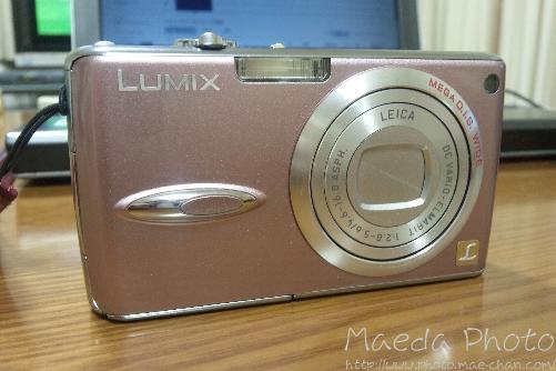 Panasonic LUMIX DMC-FX01画像1