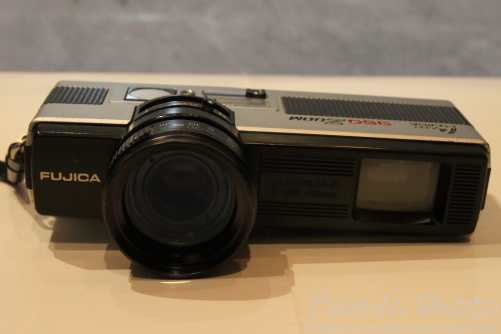 Pocket Fujica 350Zoom画像2