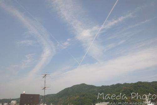 金環日食の日なのに2012画像