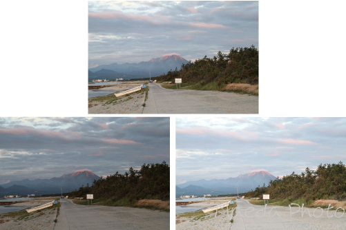 AEB撮影でHDR画像1