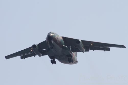 美保基地航空祭2012のC-1画像1