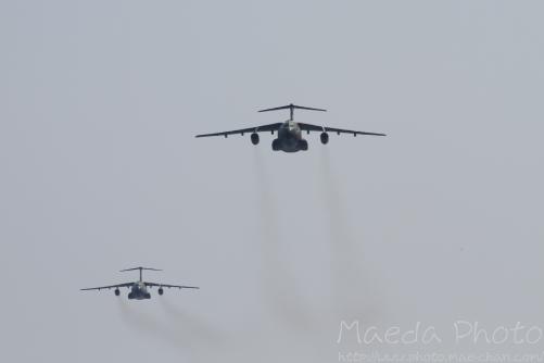 美保基地航空祭2012のC-1画像4