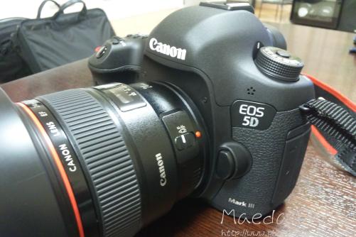 EOS 5D Mark IIヤフオク出品画像