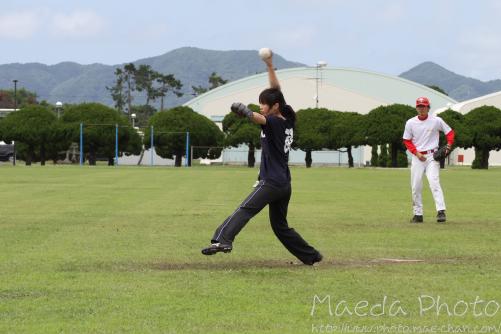 商工会ソフトボール大会2012画像3