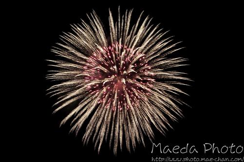 水郷祭の花火2012画像1