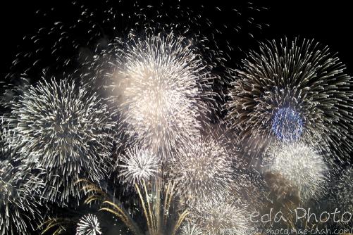 水郷祭の花火2012画像3