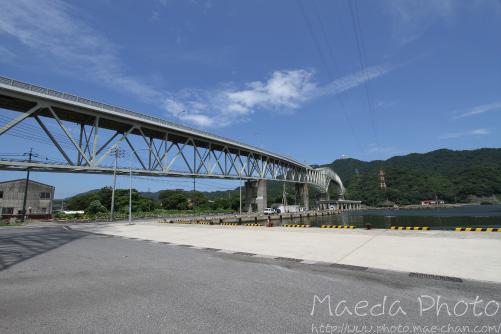 青空と境水道大橋2012画像2