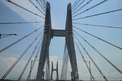 車窓からの瀬戸大橋2012画像4