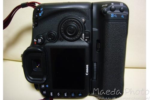 EOS 7D用バッテリーグリップ BG-E7画像3