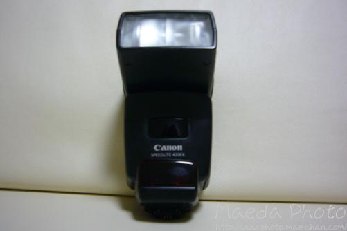 Canon スピードライト420EX画像1