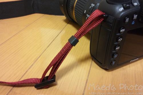 Canonユーザですがストラップはニコン結び画像1