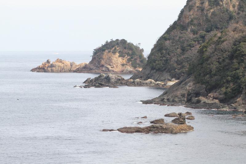 天然海水を汲みに島根半島へ画像1