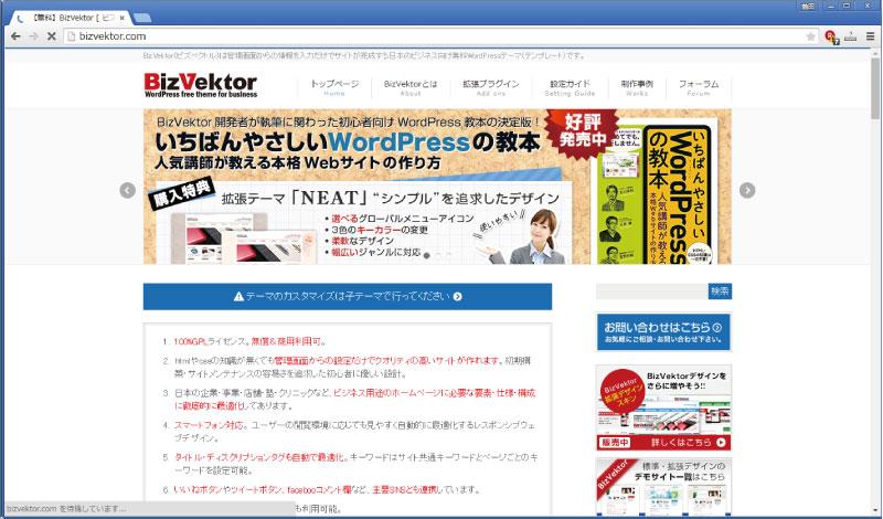 BizVektor(ビズベクトル)画像