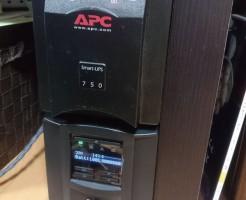 APC Smart-UPS750画像1