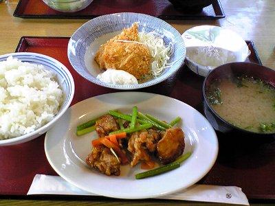 米子市の米子三柳食堂画像4