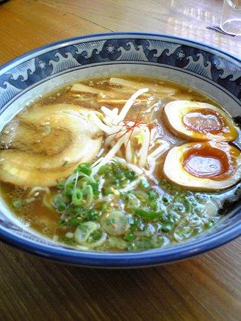 米子市の麺屋 無双(めんや むそう)画像2