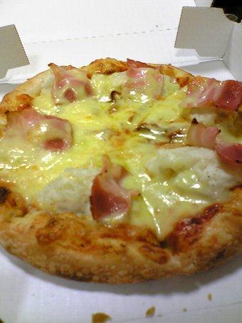 ピザポケット米子店のピッツァ画像2