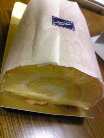 鉄人、坂井宏行のロールケーキ画像2
