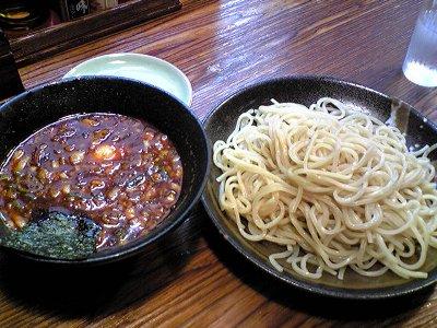 米子市ラーメン笑福のつけ麺画像3